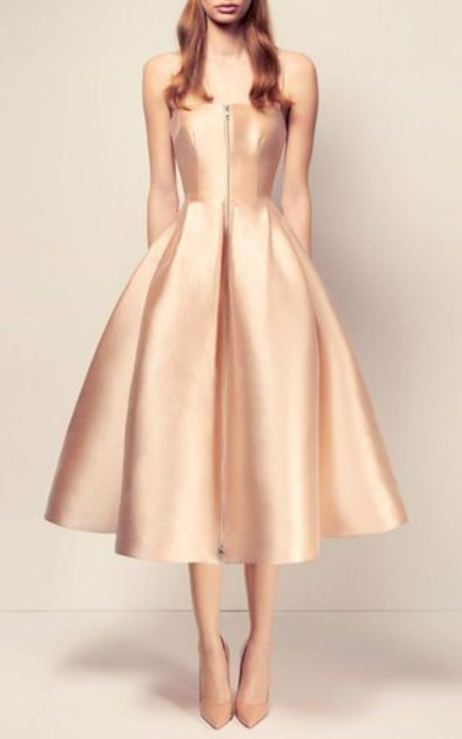 Formal midi dresses outfits 48