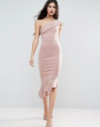 Formal midi dresses outfits 52