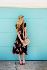 Formal midi dresses outfits 75