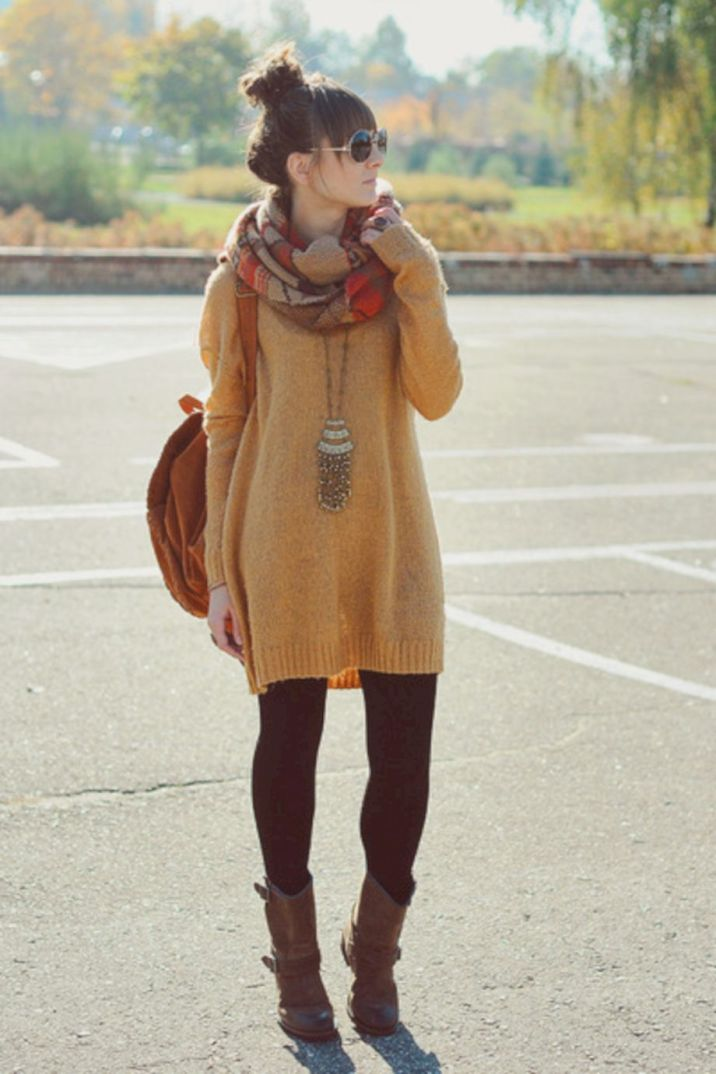 Outfits with leggings 60