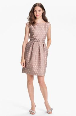Polkadot short dress 08