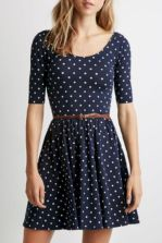Polkadot short dress 23