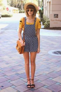 Polkadot short dress 29