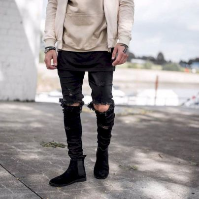 Ripped jeans for men 10