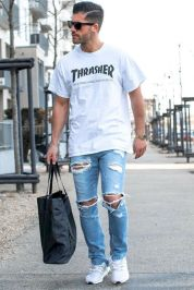 Ripped jeans for men 13
