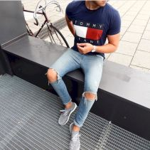 Ripped jeans for men 32