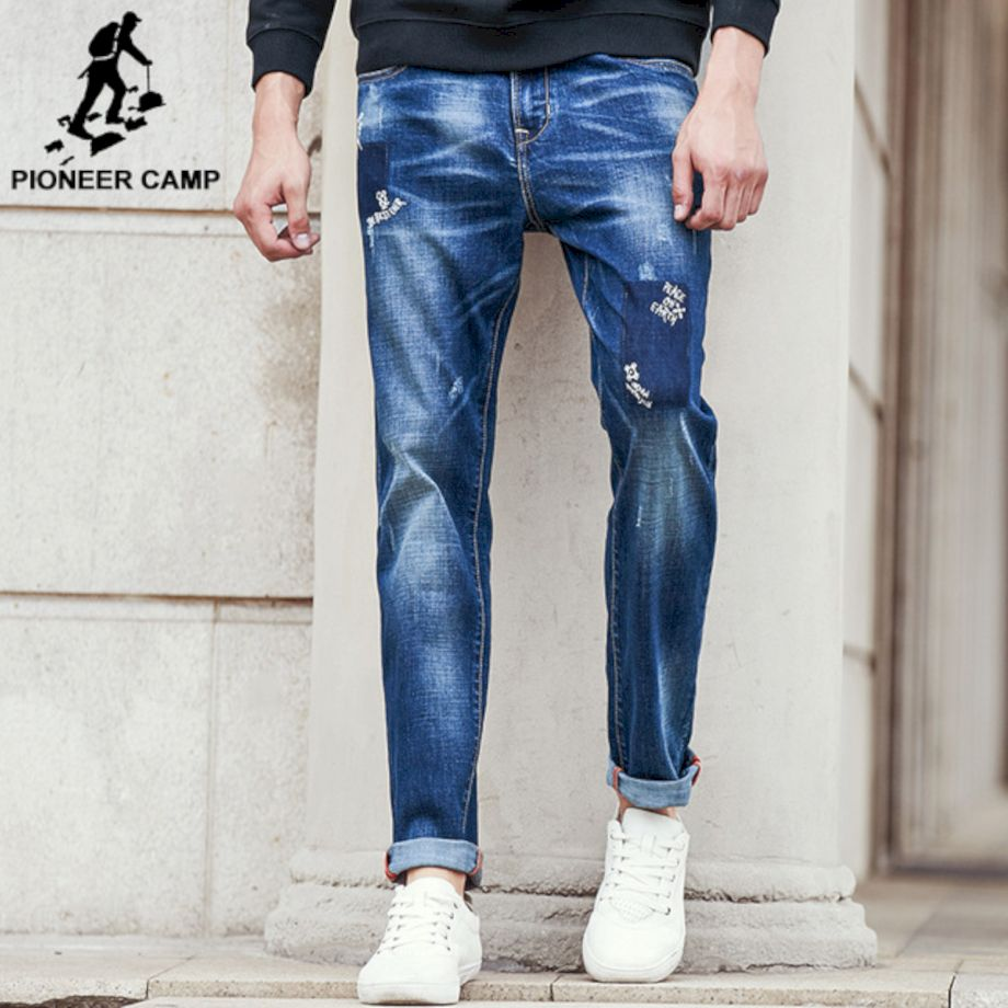 Ripped jeans for men 42