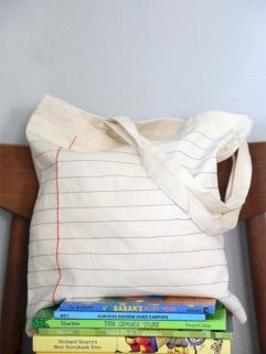 Tote bag for school ideas 14