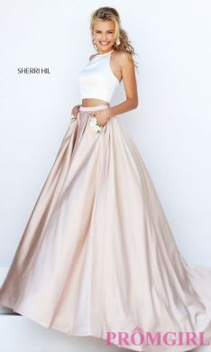 Two pieces dress that make you look fabulous 18