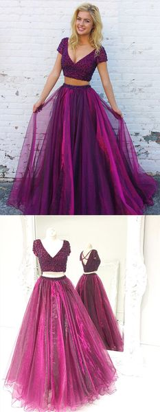 Two pieces dress that make you look fabulous 2