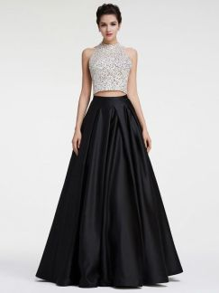 Two pieces dress that make you look fabulous 30