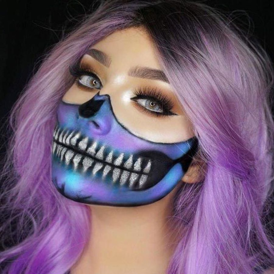 Expert halloween makeup gallery 20