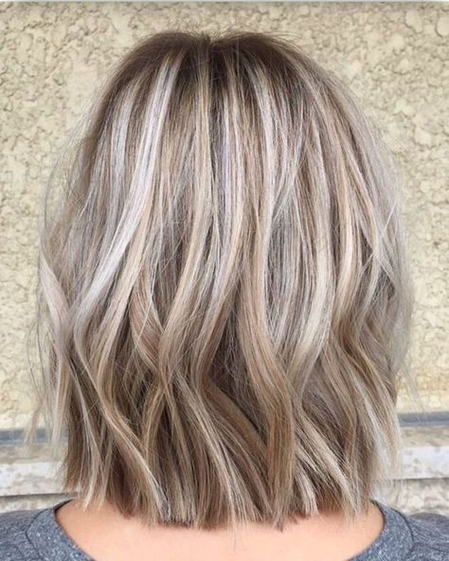 Inspiring haircolor style for winter and fall 28