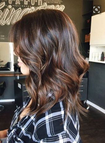 Inspiring haircolor style for winter and fall 29