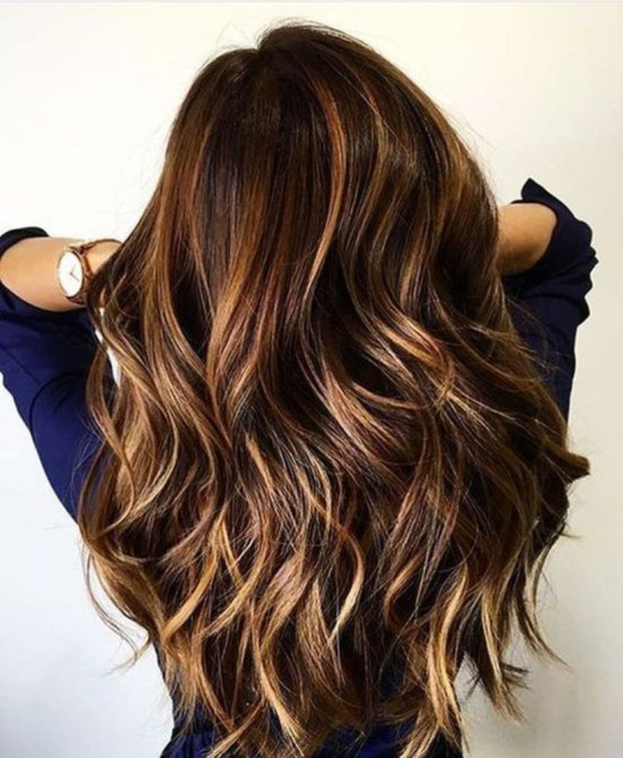 Inspiring Haircolor Style For Winter And Fall 31 Fashion Best