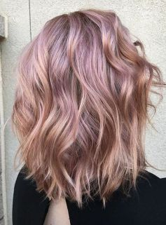 Inspiring haircolor style for winter and fall 34