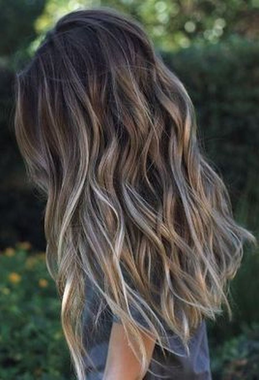 Inspiring haircolor style for winter and fall 45