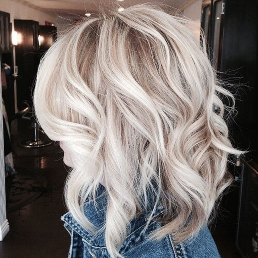 Inspiring haircolor style for winter and fall 57