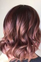 Inspiring haircolor style for winter and fall 68