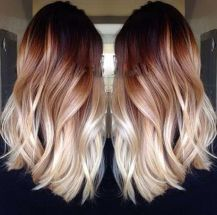 Inspiring haircolor style for winter and fall 71
