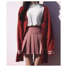 Skirt trends ideas for winter outfits this year 42