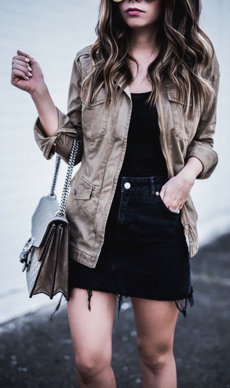 Skirt trends ideas for winter outfits this year 44