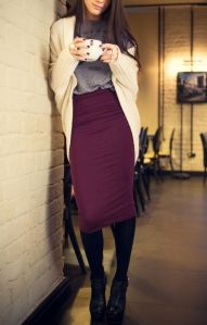 Skirt trends ideas for winter outfits this year 48