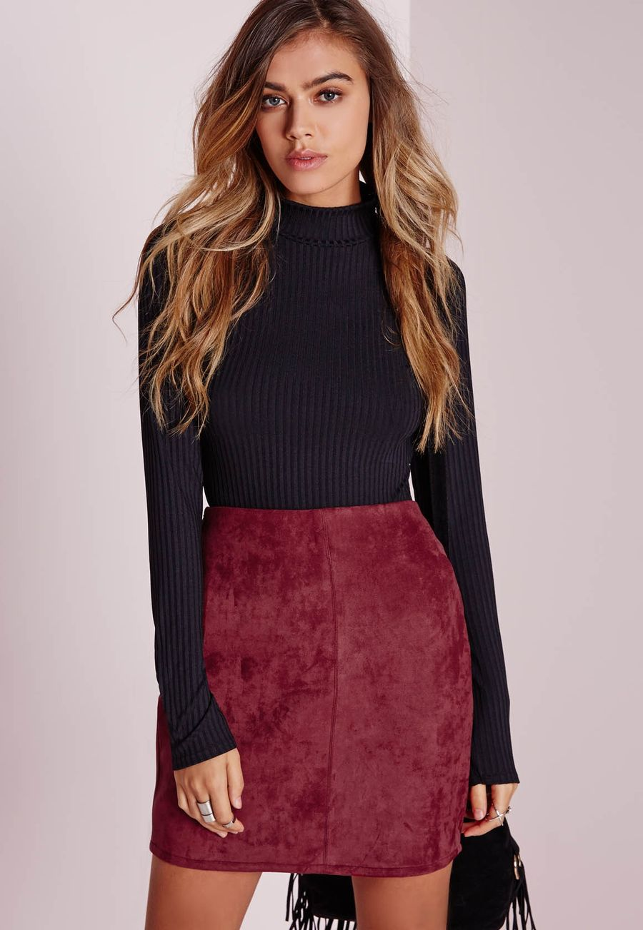 Skirt trends ideas for winter outfits this year 49
