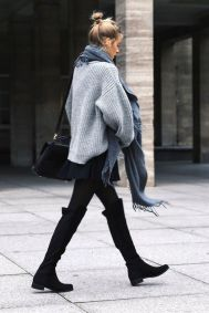 Skirt trends ideas for winter outfits this year 67