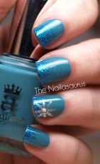 Cool holiday nails arts 43