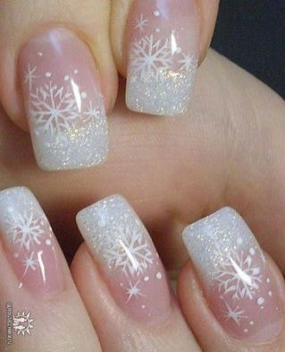 Cool holiday nails arts 65