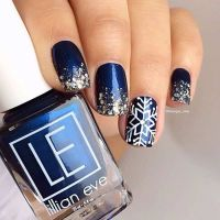 Cool holiday nails arts 70