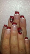 Cool holiday nails arts 8