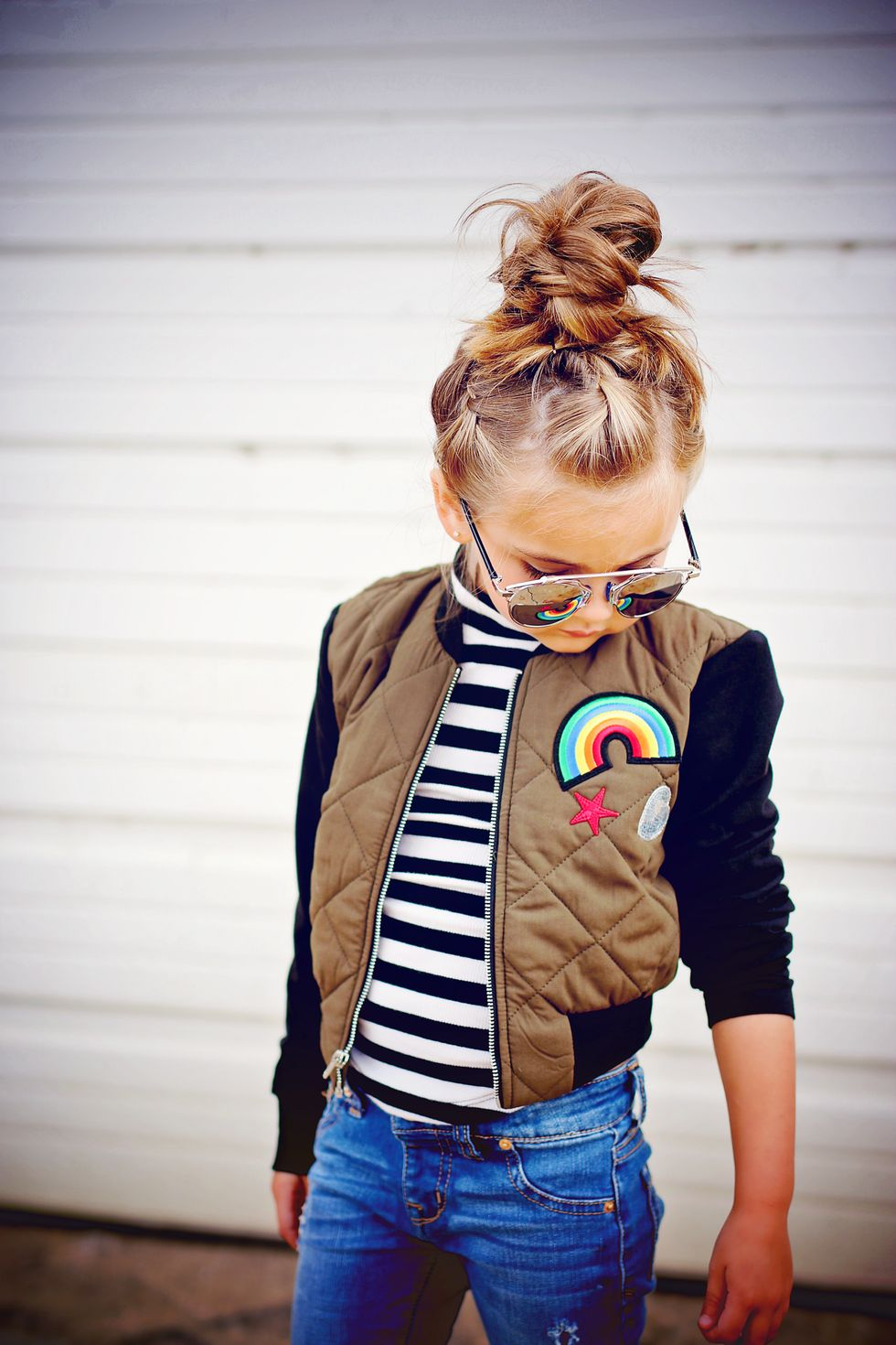 Cute kids fashions outfits for fall and winter 43