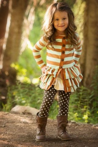 Cute kids fashions outfits for fall and winter 49