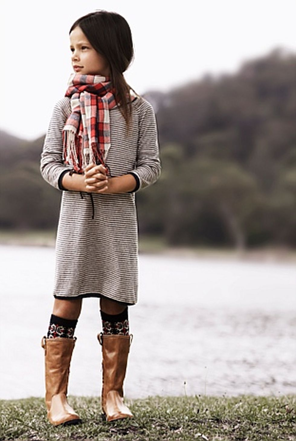 Cute kids fashions outfits for fall and winter 53