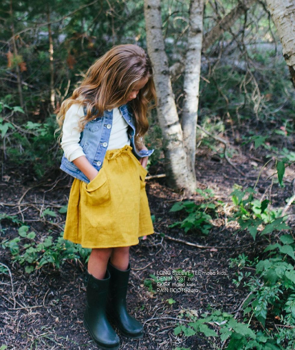 Cute kids fashions outfits for fall and winter 56