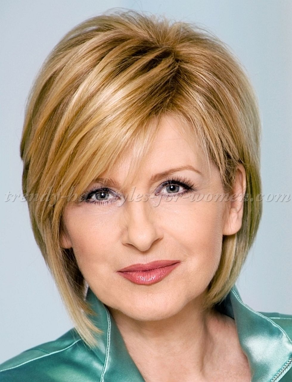 Fabulous over 50 short hairstyle ideas 21
