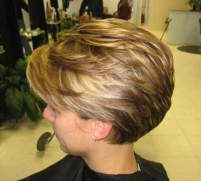 Fabulous over 50 short hairstyle ideas 5