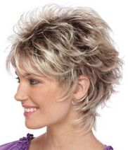 Fabulous over 50 short hairstyle ideas 62