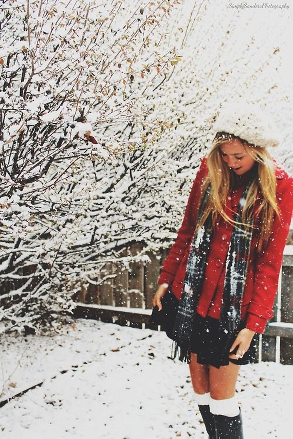 Fashionable women snow outfits for this winter 19