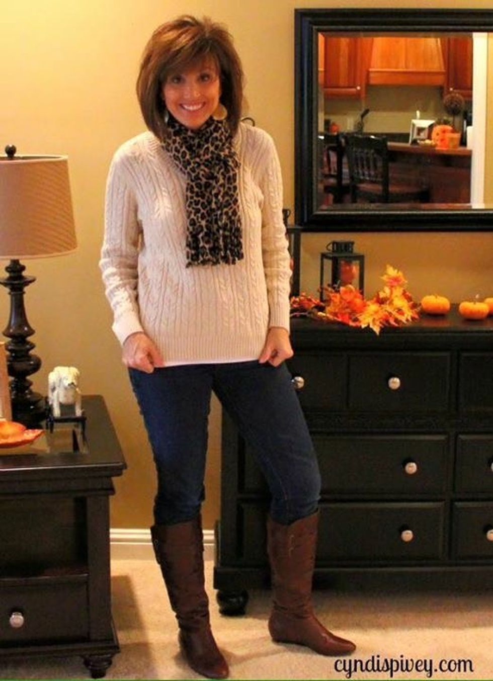 Fashionable women snow outfits for this winter 63