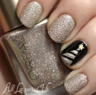 Gorgeous christmas nails ideas 52
