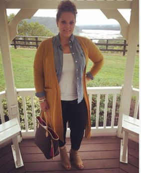 Inspiring winter outfits for plus size 35