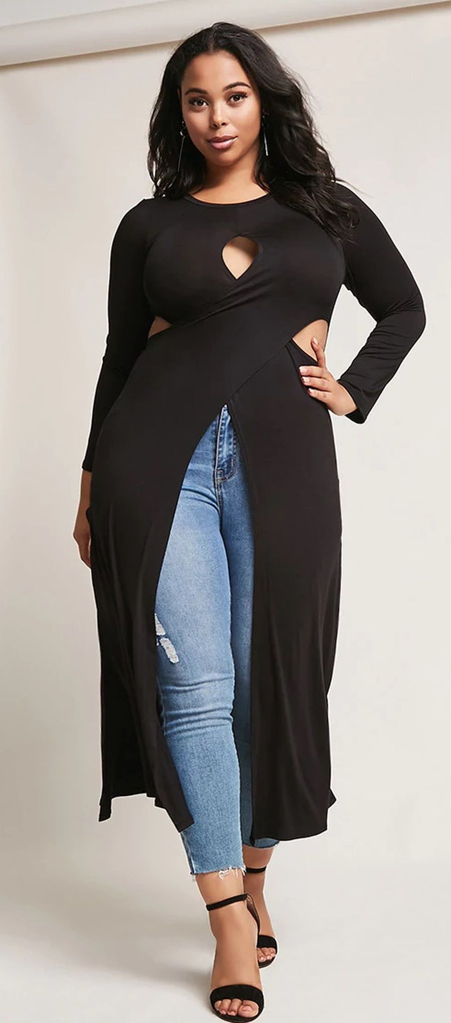 Inspiring winter outfits for plus size 47