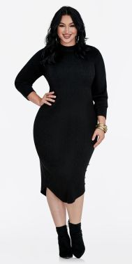 Inspiring winter outfits for plus size 5