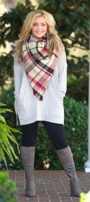 Inspiring winter outfits for plus size 76