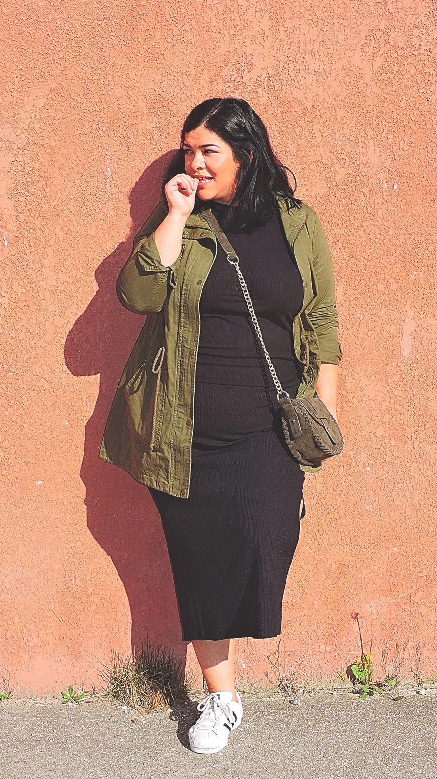 Inspiring winter outfits for plus size 80
