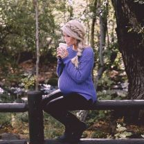 Maternity fashions outfits for fall and winter 104