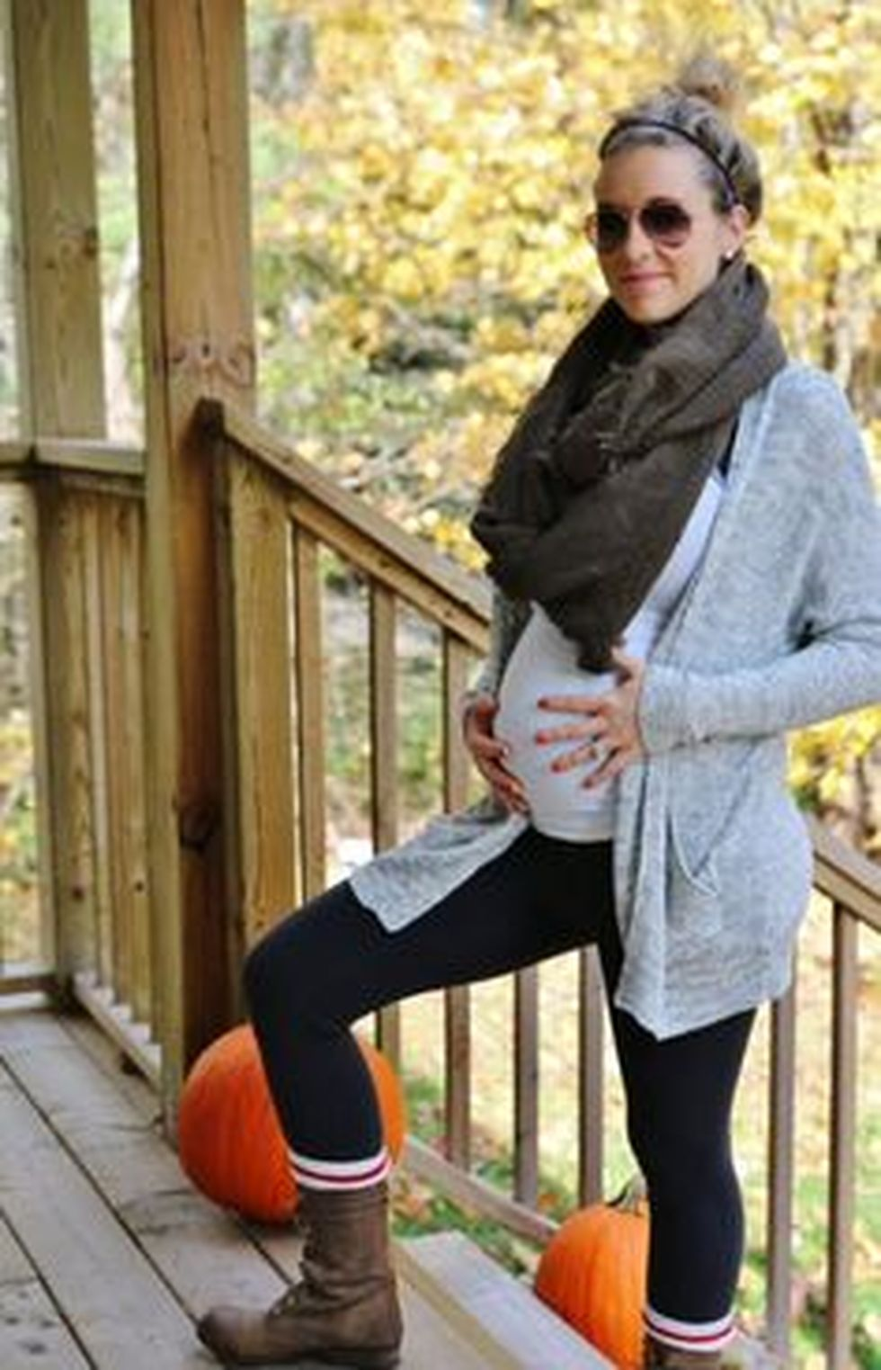 Maternity fashions outfits for fall and winter 106
